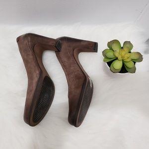 Ecco heels shoe 36